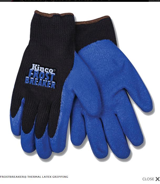 New Line of Glove by Kinco | Arboristsite com